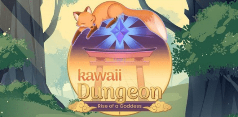 kawaiiDungeon - Rise of a Goddess - Learn Japanese