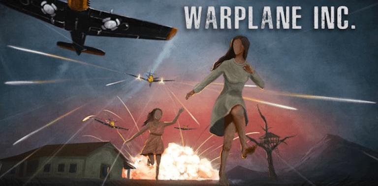 Warplane Inc. Dogfight War Arcade & Warplanes WW2