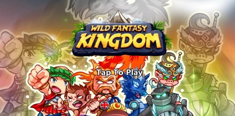 Wild Fantasy Kingdom: TD Strategy Game
