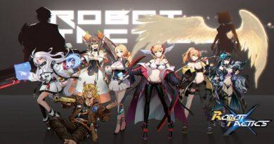 Robot Tactics X - Real Time Robots War