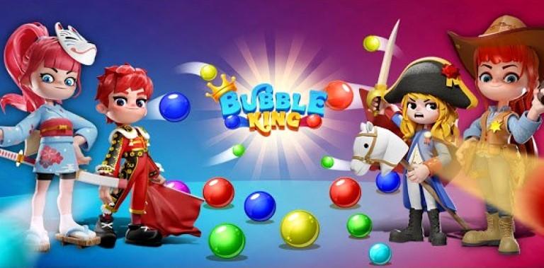 Bubble King