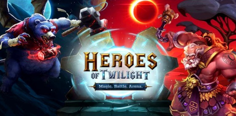 Heroes of Twilight Gameplay Android New Game