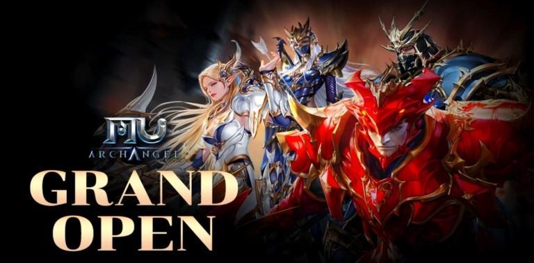 MU Archangel Gameplay Android IOS