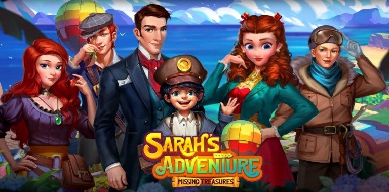 Sarah's Adventure Gameplay Android New Game