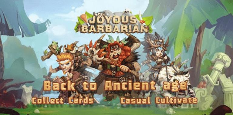 Joyous Barbarian