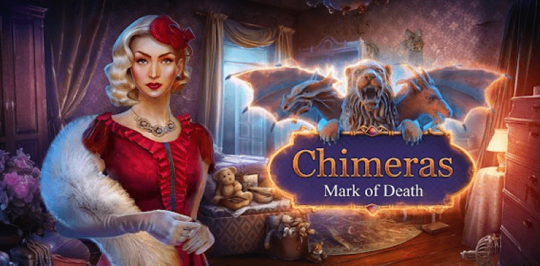 Chimeras: Mark of Death - Hidden Objects