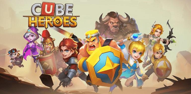 Cube Heroes - Blast Empire Puzzle