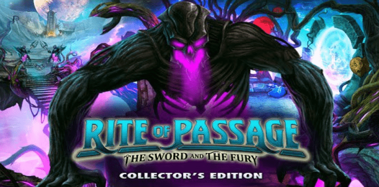 Rite of Passage:Sword and Fury