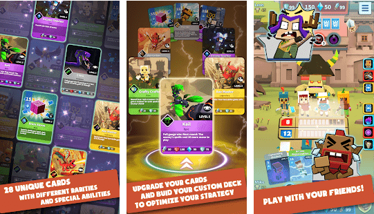 Eureka : PvP Strategy Card Battle