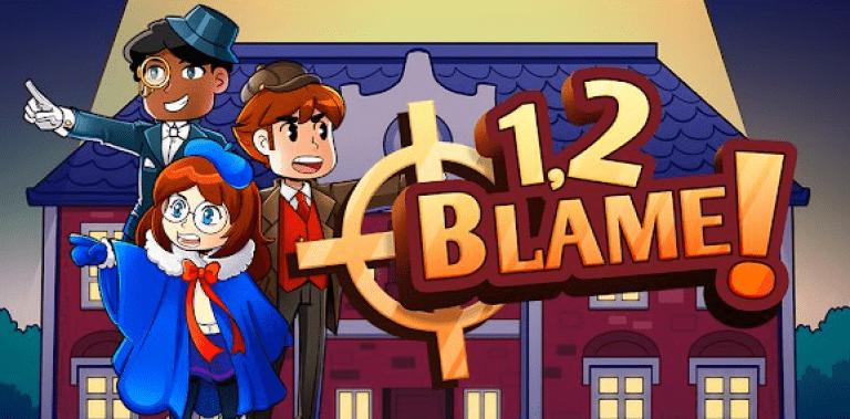 1, 2 BLAME! - Social Deduction Game