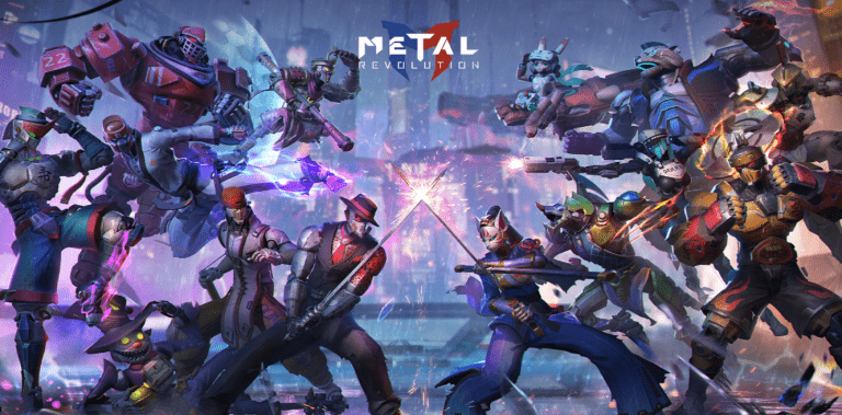 Metal Revolution (Early Access)