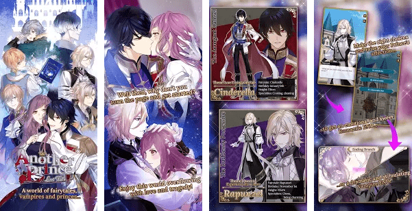 Another Prince ~A Lost Tale~ (Romantic Otome Game)