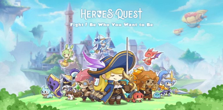 Heroes' Quest: Idle Casual Card Game