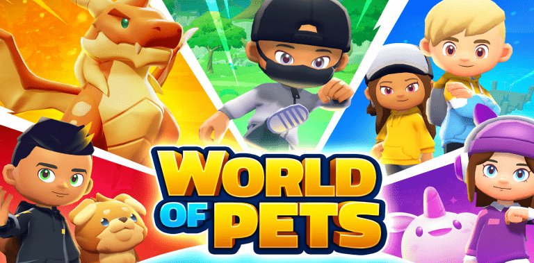 World of Pets - Multiplayer