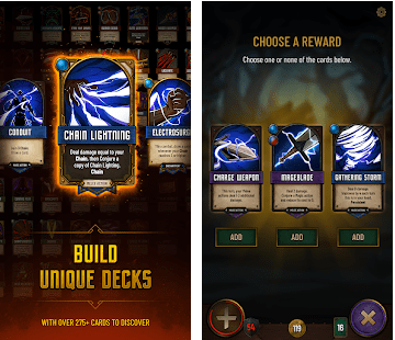 Dawncaster: Deckbuilding RPG