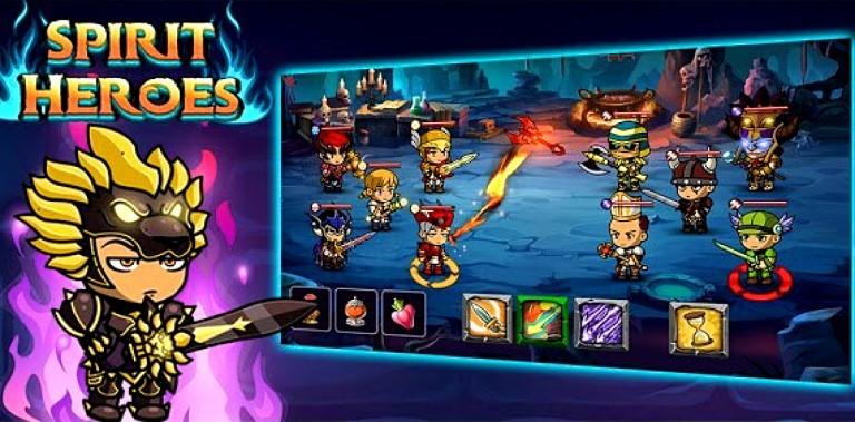 Spirit Heroes - Online RPG