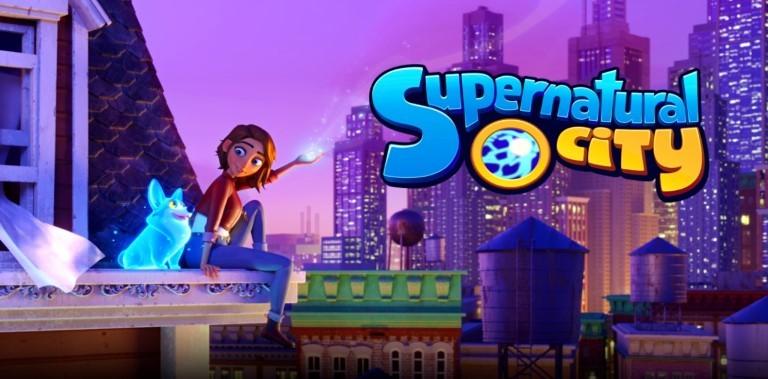 Supernatural City: Mystery Match 3