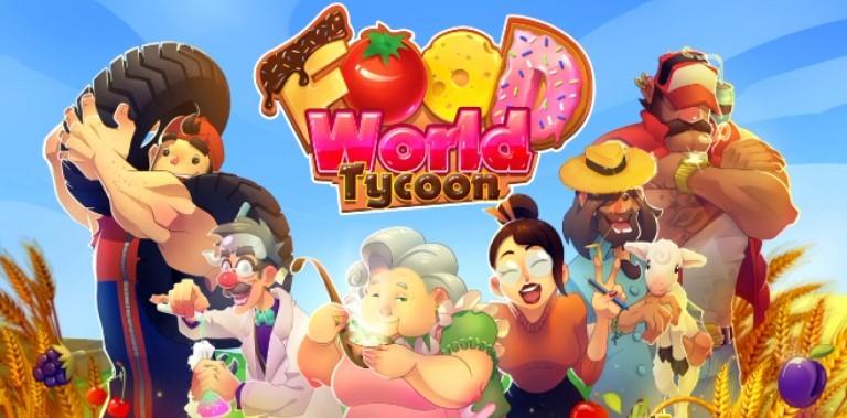 Food World Tycoon