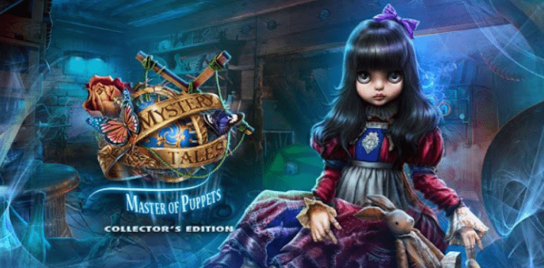 Hidden Objects - Mystery Tales: Master of Puppets