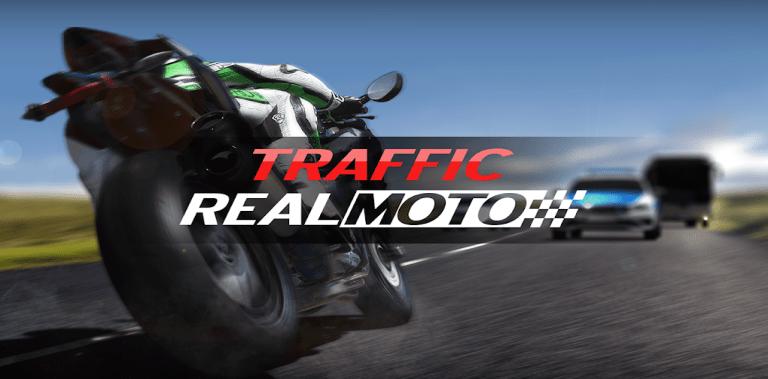 Real Moto Traffic