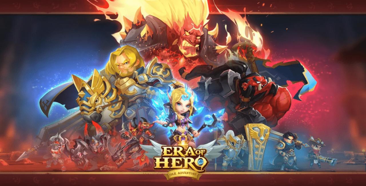 Era of Hero (GLobal ENG) - Gameplay Android IOS Game