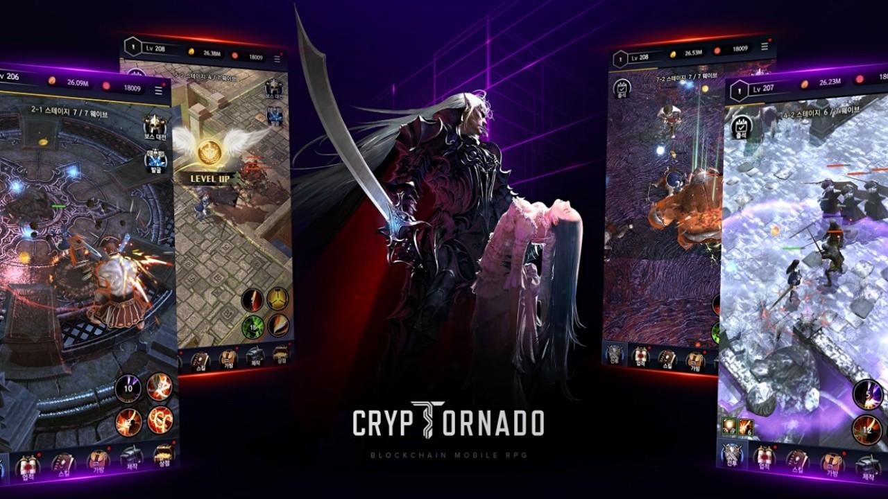 CrypTornado for WEMIX