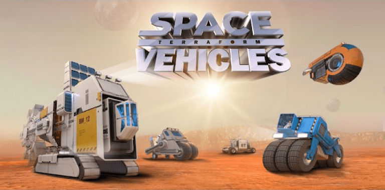 Kids Vehicles: Space Vehicles & Toddler Racing