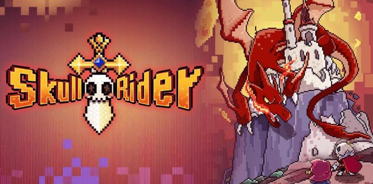 Skull Rider - Pixel RPG Adventure