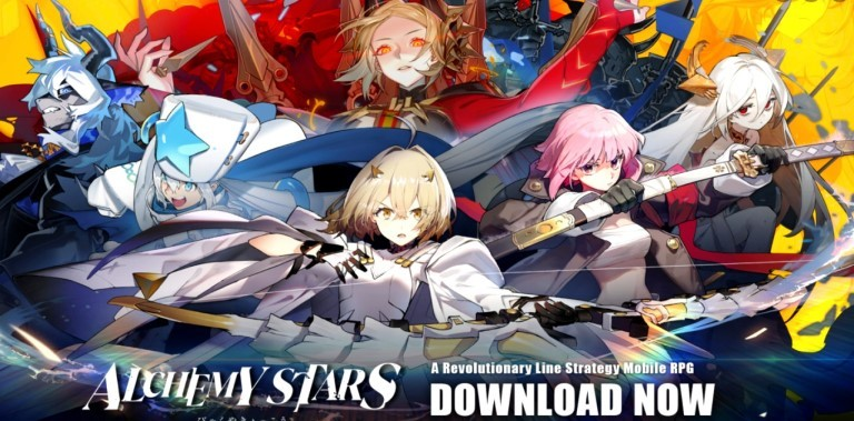 Alchemy Stars Gameplay Android Ios New Game