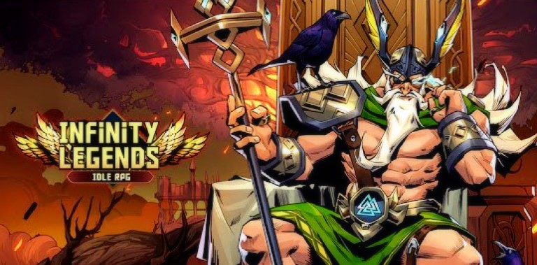 Infinity Legends:idle RPG
