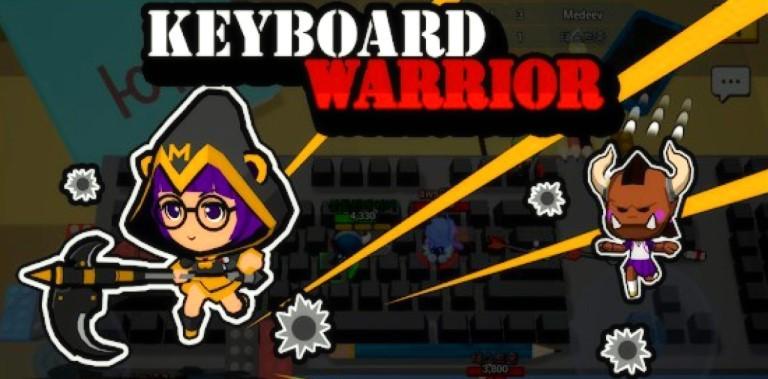 KeyboardWarrior.io - Brawl Arena