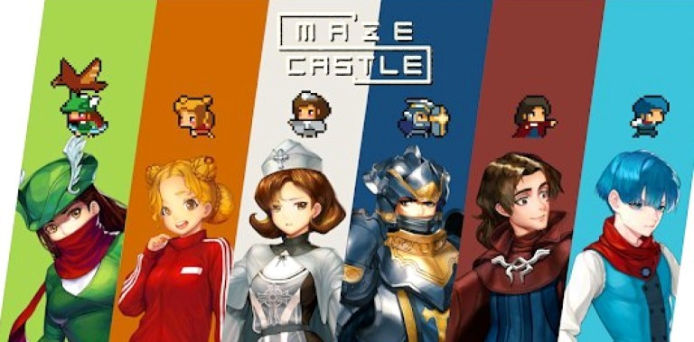 Maze Castle Gameplay Android Ios Release