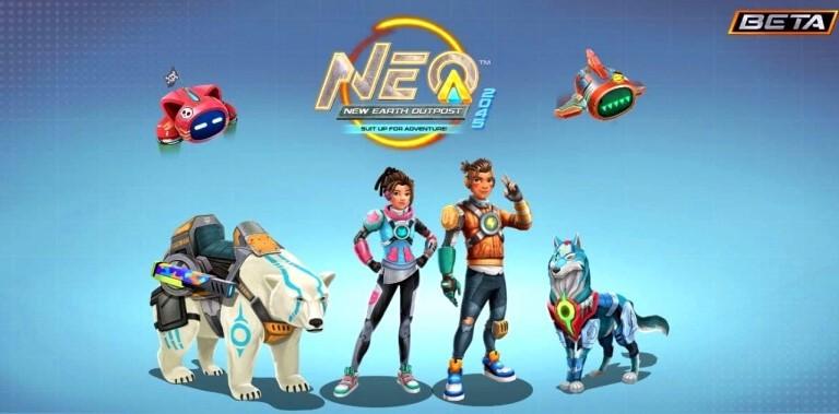 NEO 2045 Gameplay Android Ios Open Beta