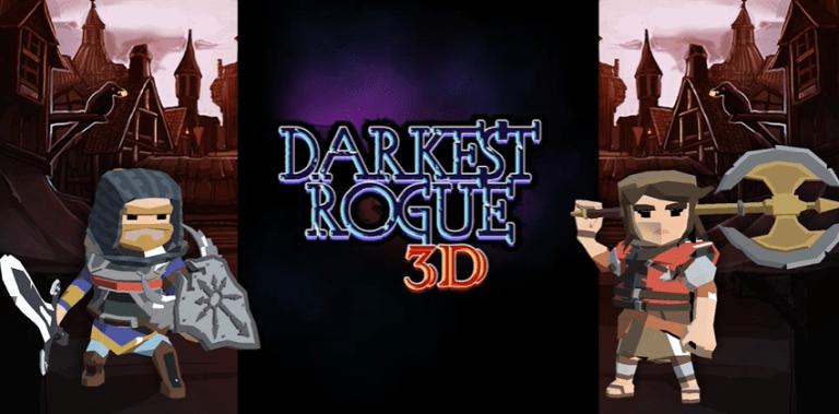 Darkest Rogue 3D : Slingshot RPG