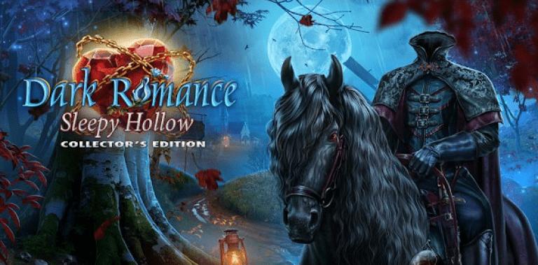 Hidden Object - Dark Romance: Sleepy Hollow