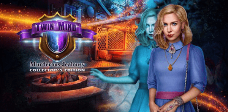 Hidden Objects - Twin Mind 1 (Free To Play)