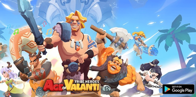 Age of Valanti: Tribe Heroes (Early Access)