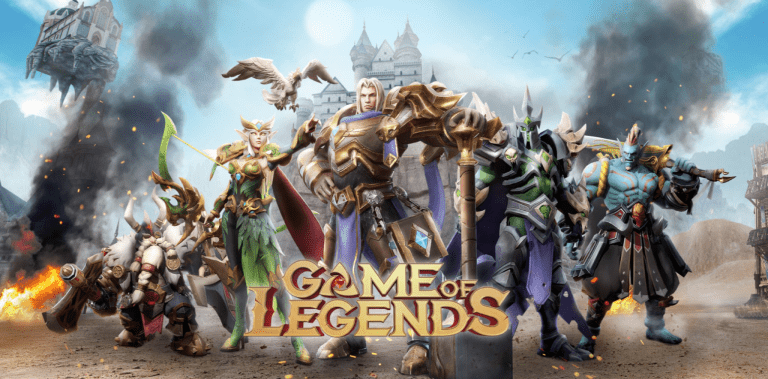 Game of Legends: Rise of Champions (Early Access)