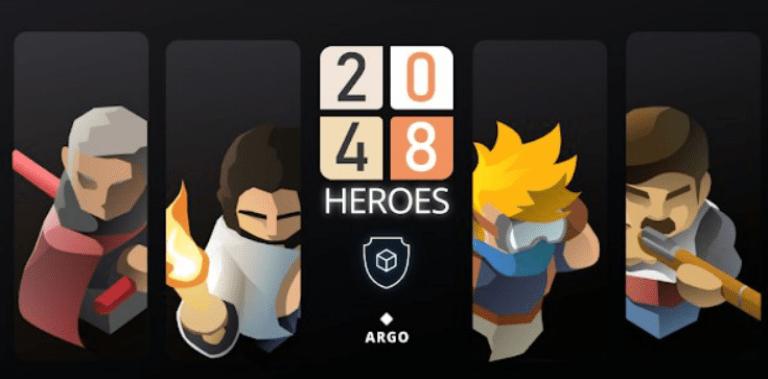 2048 Heroes