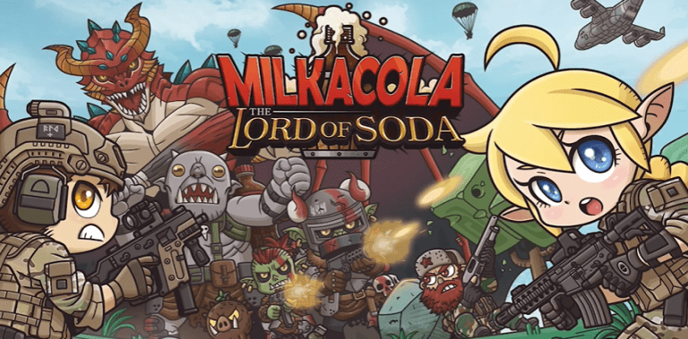 Milkacola: The Lord of Soda