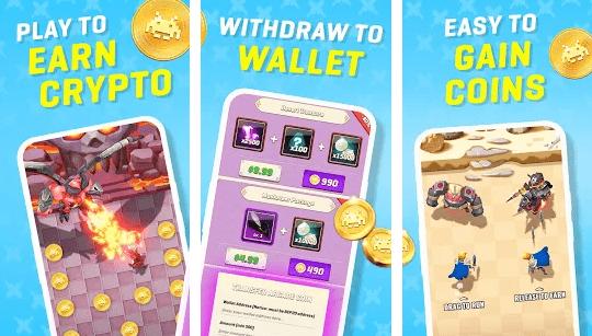 Boss Hunter: Earn Crypto Reward