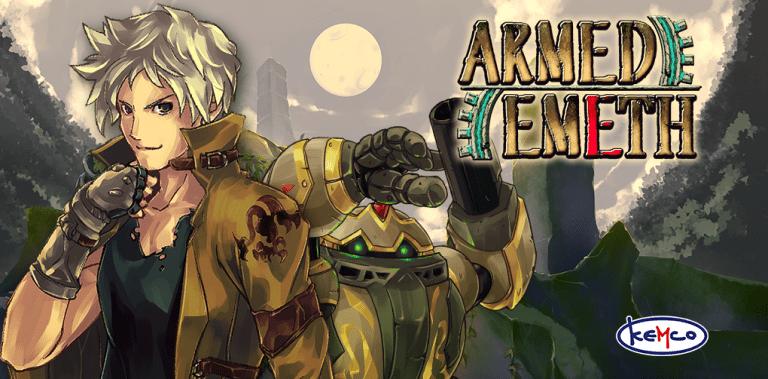 [Premium] RPG Armed Emeth