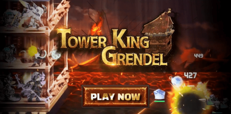 Tower King Grendel Gameplay Android New Game