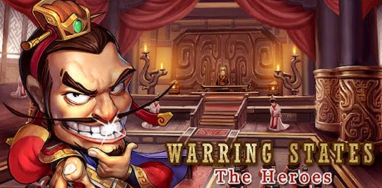 Warring states:The heroes