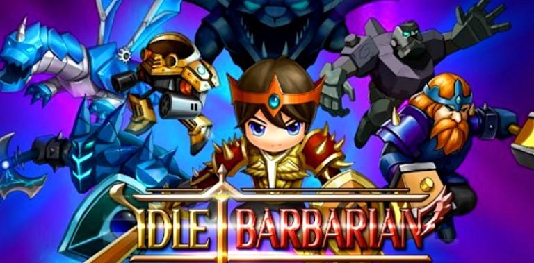 Idle Barbarian