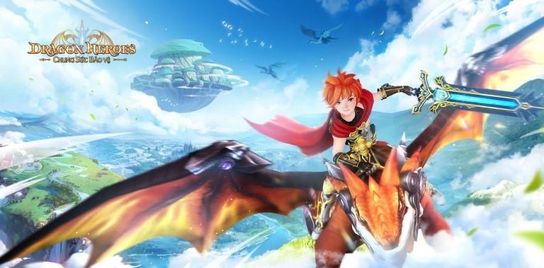 Dragon Heroes-Chung Sức Bảo Vệ