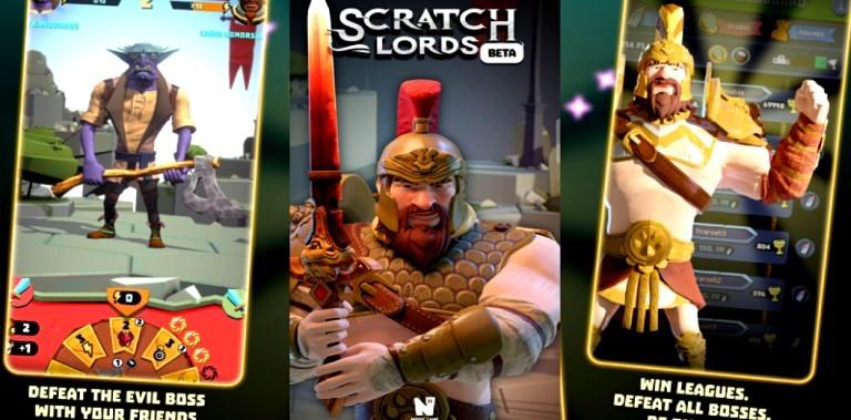 Scratch Lords