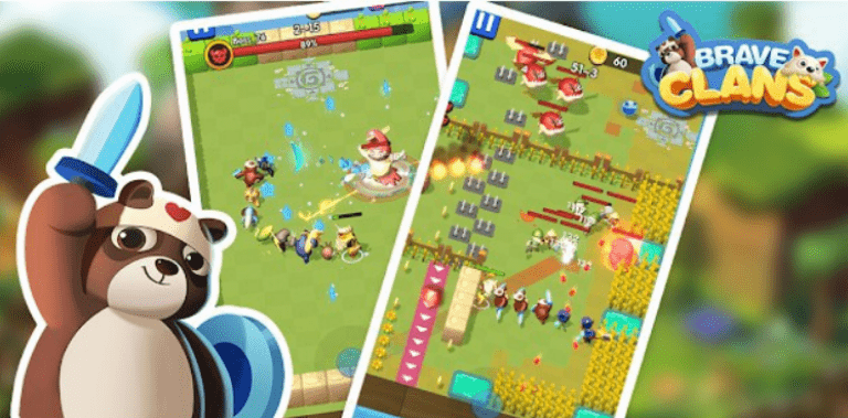 Brave Clans (Early Access)