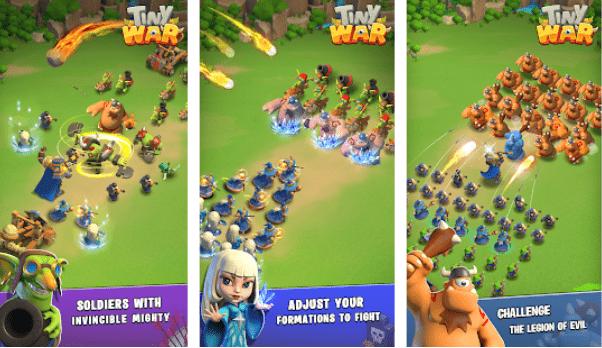 Tiny War