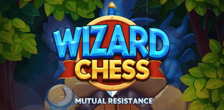 Wizard Chess - PvP Defense Strategy Game